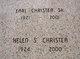 Helen S <I>Gottschling</I> Christea