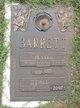 Laurah Ethel <I>Pidcock</I> Barrett
