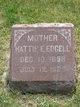 Profile photo:  Hattie <I>Maitland</I> Edgell
