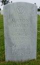 Milton Davies Ealy