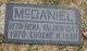 Rena <I>Valder</I> McDaniel