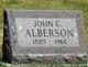 Profile photo:  John C Alberson