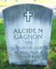 Profile photo:  Alcide N Gagnon