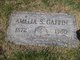 Profile photo:  Amelia Susan <I>Barber</I> Gaffin