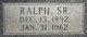 Profile photo:  Ralph Allen, Sr