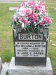 Profile photo:  A Jane C <I>Brown</I> Burton