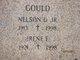 Nelson Daniel Gould, Jr
