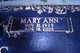 Mary Ann Davis