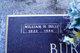 "William Harold ""Bill"" Burgess"