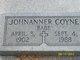 """Johnanner """"Babe"""" Coyne"""