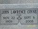 """John Lawrence """"Tige"""" Coyne"""