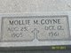 Mollie Mae <I>Evans</I> Coyne