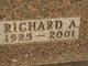 """Profile photo:  Richard Andrew """"Dick"""" Gooldy"""