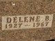 "Profile photo:  Delene Bernice ""Dee"" <I>Ridgeway</I> Gooldy"