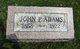 John P Adams
