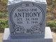 Harold Gene Anthony