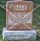 Profile photo:  Barbara <I>Constable</I> Bale