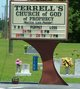 Terrell's Church of God of Prophecy