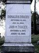Profile photo:  Donald B. Toucey