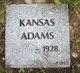 Kansas Ann Adams