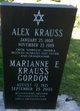 Marianne Elizabeth <I>Tranka</I> Gordon