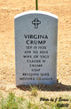 Profile photo:  Virginia Crump