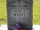 Susan Jane <I>Perry</I> Wyatt
