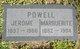 Jerome E Powell