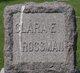 Clara Elizabeth <I>Oinor</I> Rossman