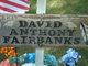 David Anthony Fairbanks