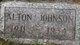 Alton Johnson