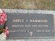 Profile photo:  Adele <I>Rodriguez</I> Hammond