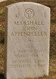 Marshall John Appenzeller