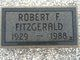 Robert Fahey Fitzgerald