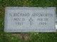 "Nicholas Richardson ""Richard"" Ainsworth, Jr"