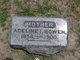 Profile photo:  Adeline I <I>Morey</I> Bowen