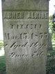 Profile photo:  Abner Alkire