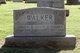 Lelia <I>Miller</I> Walker