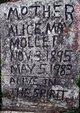 Profile photo:  Alice May Mollett