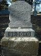 Clara <I>Brooks</I> Benefield