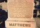 Harry E. Matthews
