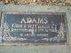 Profile photo:  Evelyn R. <I>Durlin</I> Adams