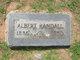 Albert Randall