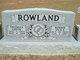 Thomas E. Rowland