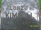 Alonzo Harry Kimball
