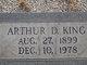 Arthur Douglas King