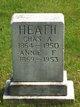 Annie Flagg <I>Converse</I> Heath