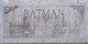William S. Batman