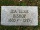 Ida Elsie Bishop