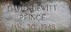 David Dewitt Prince
